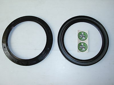 LAND ROVER DEFENDER SWIVEL HOUSING OIL SEAL 9mm OIL SEAL - PAIR - FTC3401