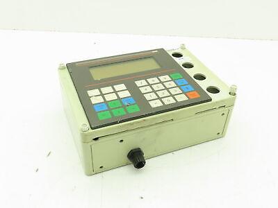 Mitsubishi Rima Mta-250-l Operator Interface Keypad Display Hmi Controller