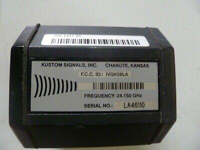 Kustom Signals 200-1447-00 24.150 Ghz K-band Police Radar Antenna