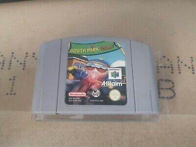 South Park Rally ¦ Nintendo 64 ¦ n64 ¦ southpark ¦ cart only ¦