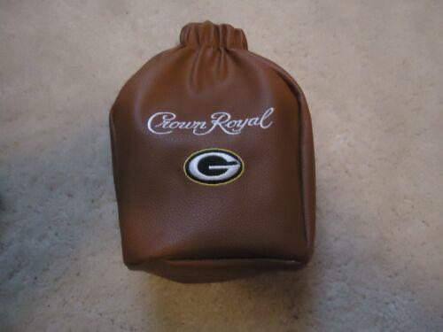 Crown Royal Packers Bag