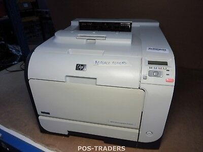 HP CP2025N CB494A A4 Colour Laser Printer 20ppm 600DPI USB + LAN REPLACE TONERS