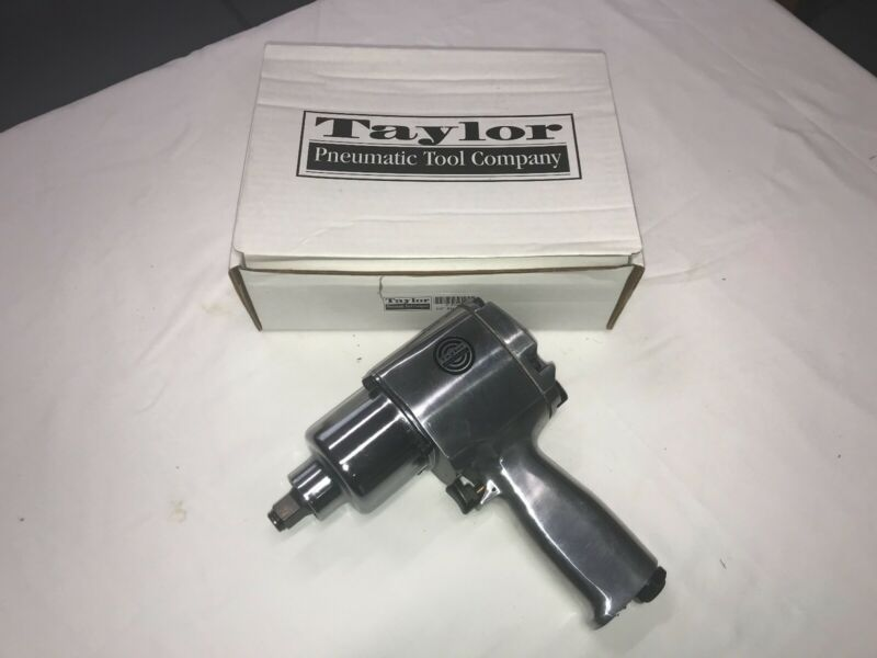 "1/2"" SUPER DUTY IMPACT WRENCH - MODEL T 7749 - TAYLOR PNEUMATIC"