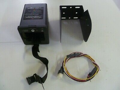Motorola Impres Wpln4208b Xts2500 Xts5000 Radio Vehicle Charger W Power Cord