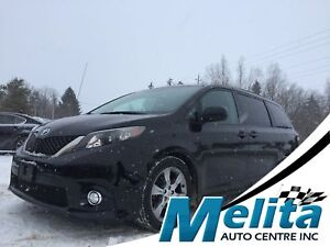 2011 Toyota Sienna SE, Bluetooth, sunroof, back up cam