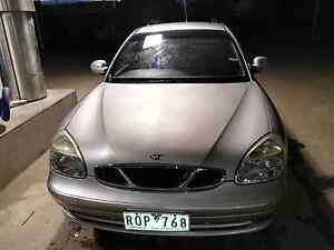 Daewoo Nubira 2001 for $1450 Cairnlea Brimbank Area Preview