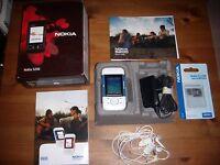 Nokia 5200 Lightblue Unico Originale Splendido+scatola E Batt. Nuova Accessori - nokia - ebay.it
