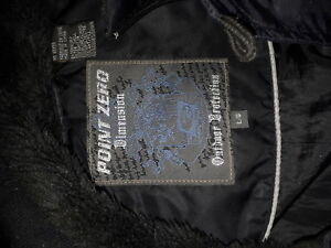 Point Zero Bomber Jacket