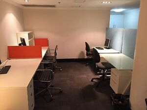 5 desks or own Corner Space in Office Share with Pool/Gym Sydney City Inner Sydney Preview