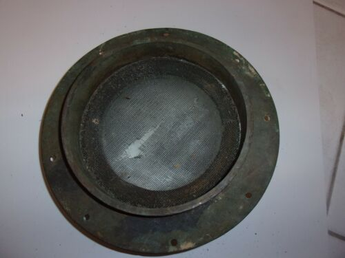 Antique Vintage Nautical,Maritime Solid bronze porthole