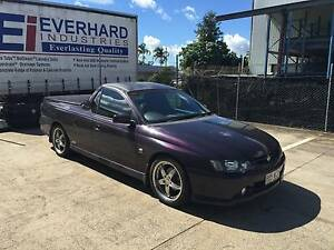 2004 Holden Commodore Ute Bentley Park Cairns City Preview