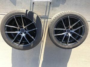 Niche Targa Wheels Challenger,  SRT8, Charger, Magnum and 300.