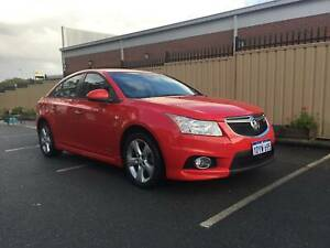 2012 Holden Cruze SRi V Automatic Sedan St James Victoria Park Area Preview