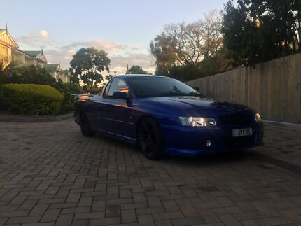 2004 Holden VZ ute Bahrs Scrub Logan Area Preview