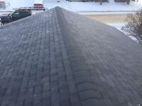 Roofing and siding. Avoid lengthy delays! Don't wait for spring.
