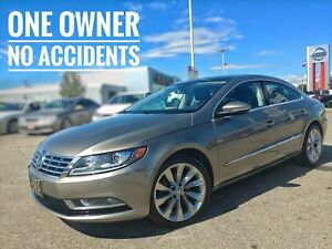 2013 Volkswagen CC Highline Sunroof Heated Seats  FREE Delivery