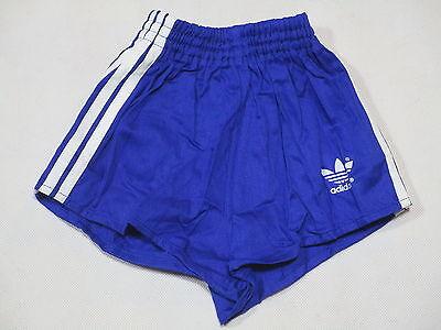 Adidas Shorts Short Sprinter Pant Cotton Baumwolle Vintage Kids Youth D 128 NEU