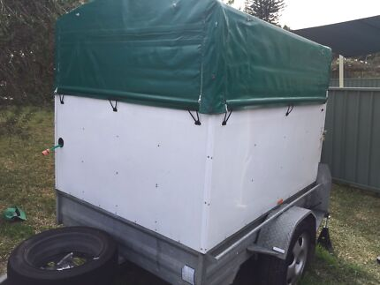 Mobile Dog Grooming Trailer fully equipped,vendor finance option Mount Hutton Lake Macquarie Area Preview