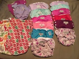 Applecheeks covers and wet bags