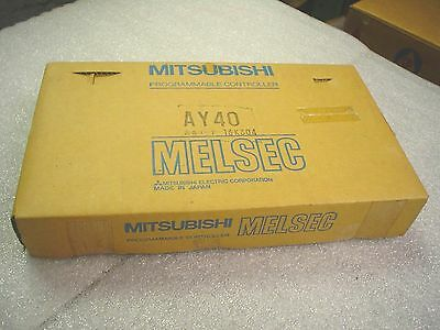 Mitsubishi Melsec Ay40 Programmable Controler - 60 Day Warranty