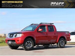 2015 Nissan Frontier SV 4x4, GPS, Heated Seats