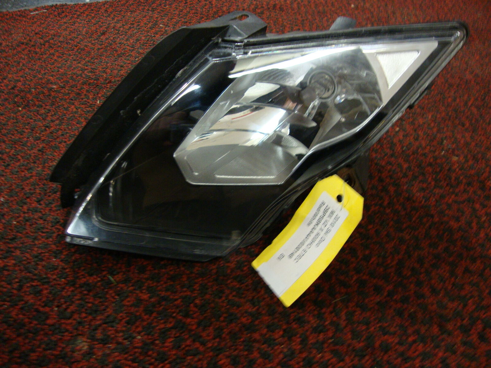 2010 Ski-Doo MXZ X 600 HO E-TEC FRONT LEFT HEADLIGHT HEAD LIGHT LAMP 517304195