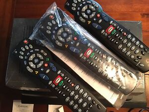 Rogers Cable boxes and remotes
