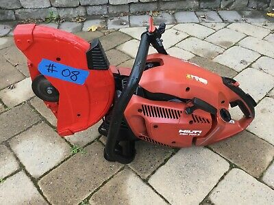 Hilti Dsh 700-x Gas Saw For Parts Only Not Working 08 Fast Ship