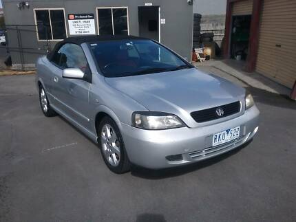 2002 Holden Astra Convertible