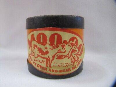 Vintage Mooer Noise Maker Paper Container ()