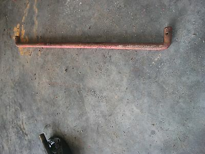 Case Sc Tractor 46020335sc Hand Clutch Rod