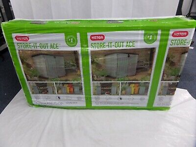 Keter Store It Out Plastic Garden Storage Box 1200l **NO COLLECTION IN PERSON**