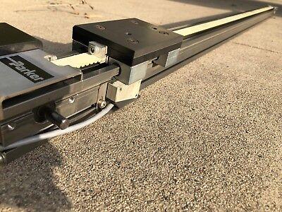Parker Linear Actuator 48 Travelparker 804-2166a Mdrive 23mdiprl23c7 Eq