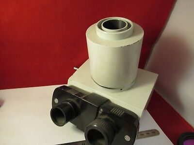 Vickers England Uk Trinocular Head Optics Microscope Part As Pictured 39-a-06
