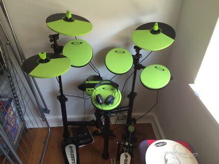 Electronic Drum Kit Elsternwick Glen Eira Area Preview