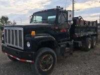 WORKHORSE DUMPTRUCK! SAFTIED Calgary Alberta Preview
