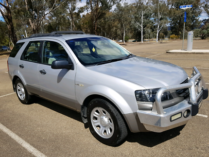 Ford Territory AWD 6 Speed