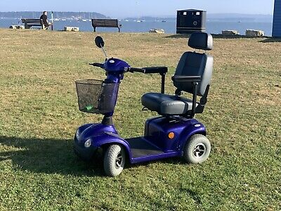 mobility scooter 8mph used