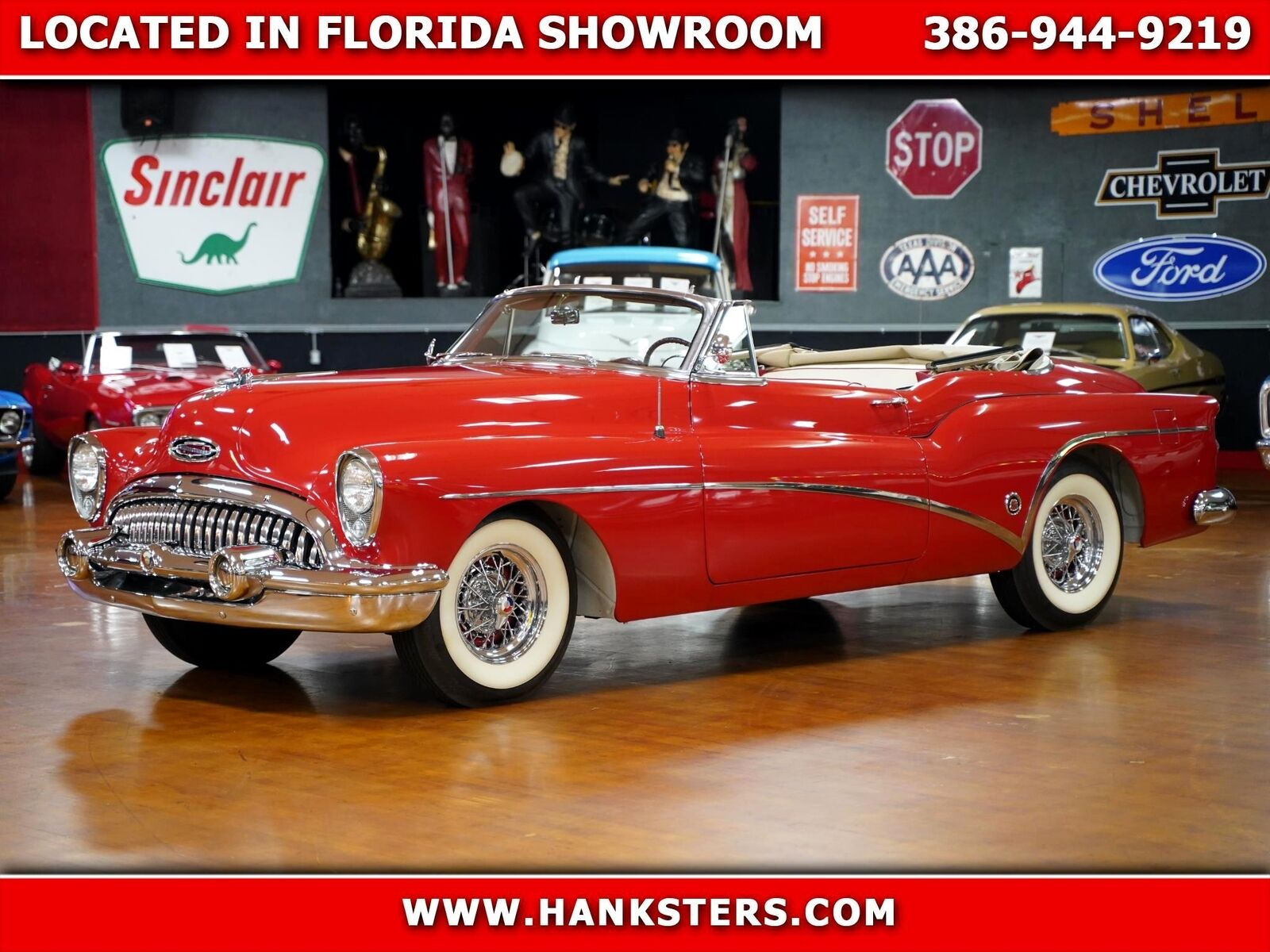 1953 Buick Skylark Roadmaster (Used - 149900 USD)