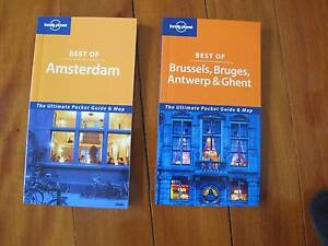 Lonely Planet Best of Amsterdam, Brussels, Bruges  Travel Guides Carindale Brisbane South East Preview