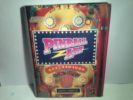 Pinball Art Book