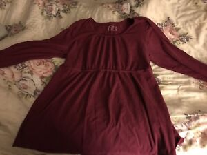 Plus size maternity clothing lot 2-3x