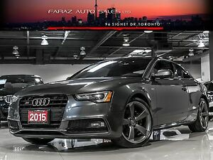 2015 Audi S5 TECHNIK|RED INT|FULLY LOADED