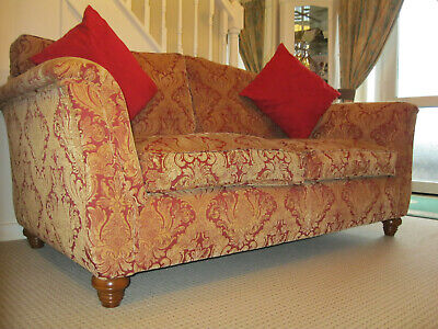 Parker knoll the Derwent collection pair large 2 seater sofas.