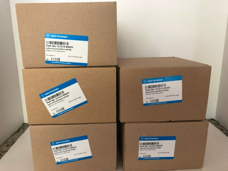 Agilent - Active inlet valve without cartridge. New with manufacture seal