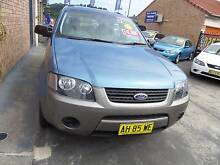 2005 FORD TERRITORY WAGON 7 SEATER Oak Flats Shellharbour Area Preview