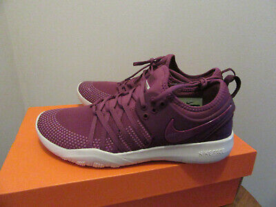 Nike Free TR 7 Tea Berry Women's Running Training Shoes SIZE US 9