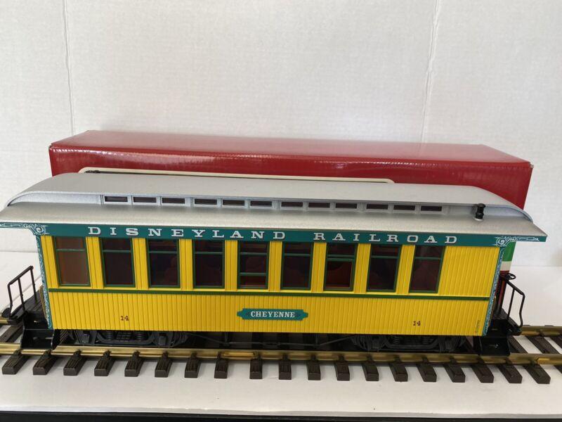 Lgb Disney 33808 Cheyenne Yellow Disneyland Railroad