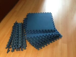 Floor mats - great for playroom or gym