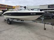 Bayliner 185 Bowrider with 3.0lt Mercruiser Motor on Trailer Southport Gold Coast City Preview